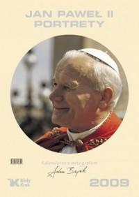 Jan Paweł II. Portrety 2009 - okładka książki