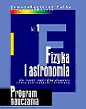Program nauczania fizyki i astronomii - Romana Kantorek Pa�ka