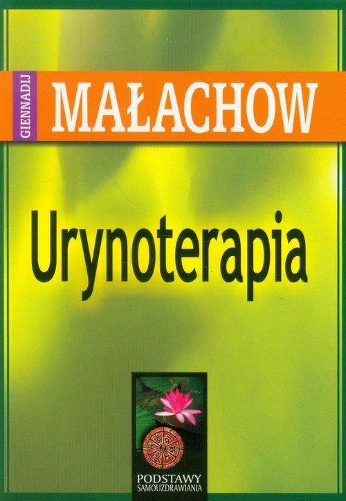 ksi��ka -  Urynoterapia - Giennadij Ma�achow