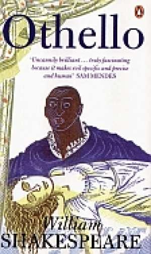 ksi��ka -  Othello - William Shakespeare
