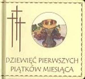 ksi��ka -  Dziewi�� pierwszych pi�tk�w miesi�ca - Wydawnictwo Book House