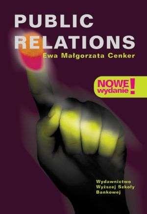 ksi��ka -  Public relations - Ewa M. Cenker