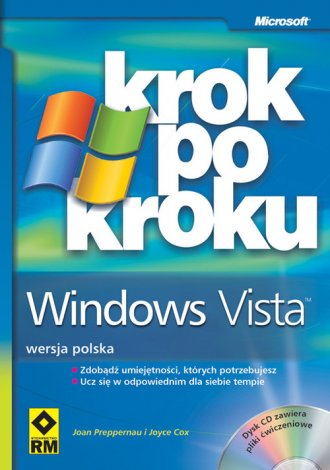 Krok po kroku Windows Vista (+ CD)