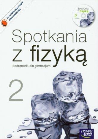 podr�cznik -  Spotkania z fizyk�. Gimnazjum. Podr�cznik cz. 2 (+ CD) - Wydawnictwo Nowa Era