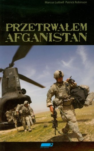Przetrwa�em Afganistan - Marcus Luttrell