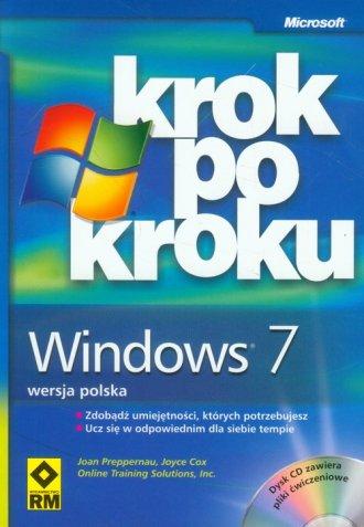Windows 7. Krok po kroku (CD) - Joan Preppernau