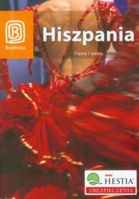Hiszpania. Fiesta i sjesta - Dominika - okładka książki