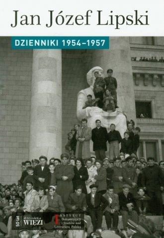 Dzienniki 1954 1957 - Jan J. Lipski