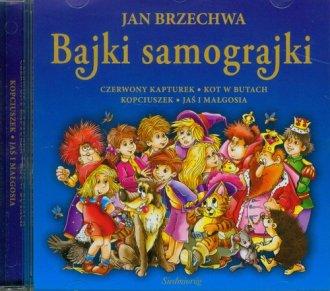 Bajki samograjki (CD) - Jan Brzechwa