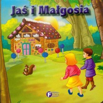 ksi��ka -  Ja� i Ma�gosia - Wydawnictwo P.H.W. FENIX PRZEMYS�AW BINIECKI