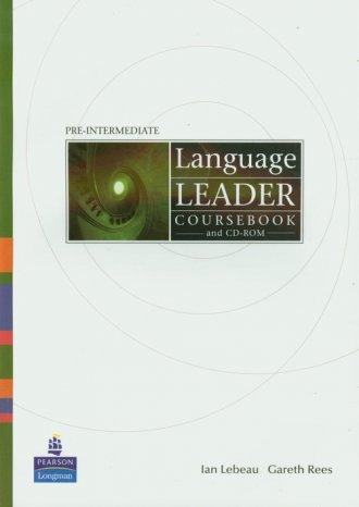 Language Leader Pre-Intermediate Coursebook (+ CD)
