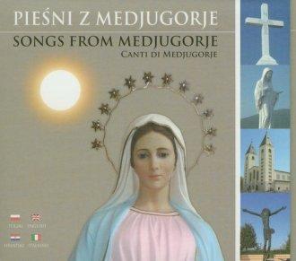 Pie�ni z Medjugorje (CD) - Wydawnictwo Divine Mercy