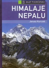 Himalaje Nepalu - Janusz Kurczab - okładka książki