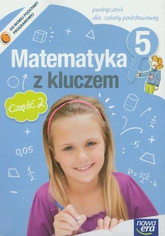Matematyka z kluczem. Klasa 5. Szko�a podstawowa. Podr�cznik cz. 2