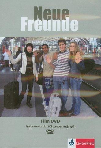 Neue Freunde. Film DVD - J�zyk niemiecki dla szk� ponadgimnazjalnych