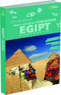Egipt - Anna Kobus - okładka książki