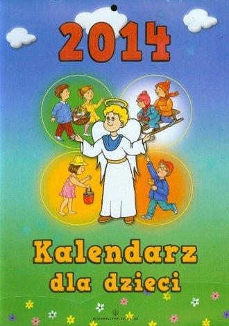Kalendarz dla dzieci 2014 - Wydawnictwo Salwator
