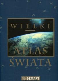 Wielki atlas świata - Wydawnictwo - okładka książki