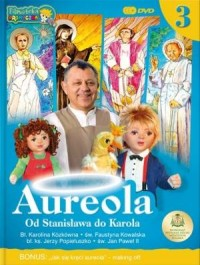 Aureola. Od Stanisława do Karola - okładka książki