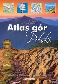 Atlas gór Polski - Wydawnictwo - okładka książki