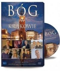 Bóg w Krakowie (DVD) - Wydawnictwo - okładka filmu