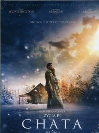 Chata (DVD) - Sam Worthington - okładka filmu