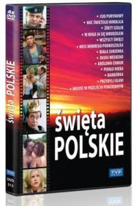 Święta Polskie. Kolekcja - Wydawnictwo - okładka filmu