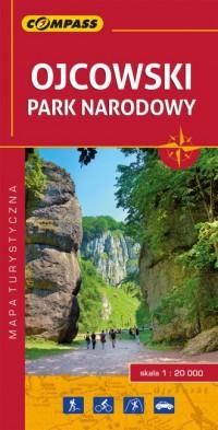 Ojcowski Park Narodowy - Wydawnictwo - okładka książki