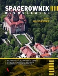 Spacerownik dolnośląski - Beata - okładka książki