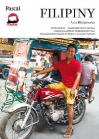 Filipiny - Wydawnictwo - okładka książki