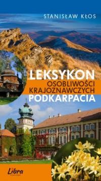 Leksykon osobliwości krajoznawczych - okładka książki