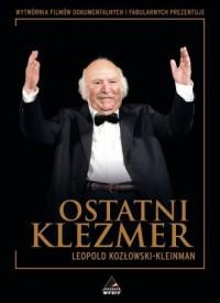Ostatni Klezmer (+CD +DVD) - Leopold - okładka filmu