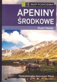 Apeniny Środkowe - Stuart Haines - okładka książki