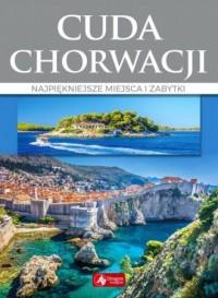 Cuda Chorwacji - Marcin Pielesz - okładka książki