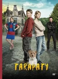 Tarapaty - Wydawnictwo - okładka filmu