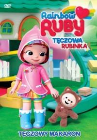 Tęczowa Rubinka - Tęczowy Makaron - okładka filmu