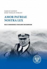 Amor patriae nostra lex. Rzecz - okładka książki