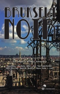 Bruksela Noir - Wydawnictwo - okładka książki