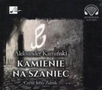 Kamienie na szaniec - Aleksander - pudełko audiobooku