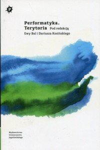 Performatyka Terytoria - Ewa Bal - okładka książki