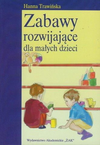ksi��ka -  Zabawy rozwijaj�ce dla ma�ych dzieci - Hanna Trawi�ska