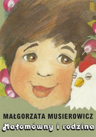 Ma�om�wny i rodzina - Ma�gorzata Musierowicz