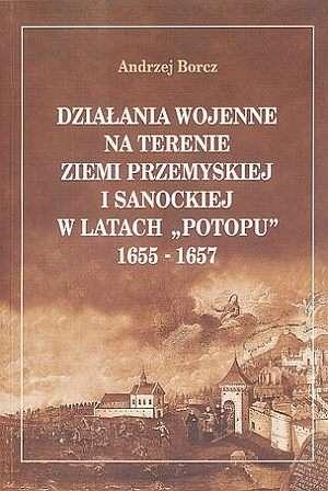 Dzia�ania wojenne na terenie ziemi - Andrzej Borcz