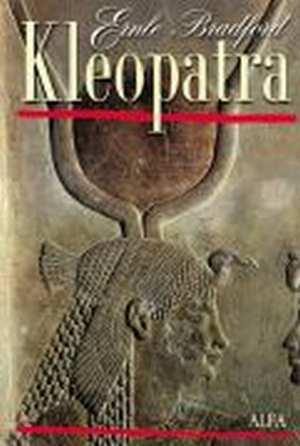 ksi��ka -  Kleopatra - Ernle Bradford