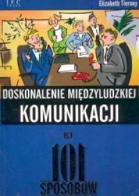 Doskonalenie międzyludzkiej komunikacji - okładka książki