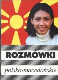 Rozmówki polsko-macedońskie - Wydawnictwo - okładka książki
