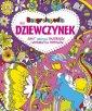 Bazgrolopedia dla dziewczynek - Wydawnictwo Solis