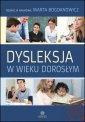 Dysleksja w wieku doros�ym - Marta Bogdanowicz