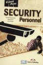 Career Paths. Security Personnel