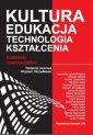 Kultura - edukacja - technologia - okładka książki